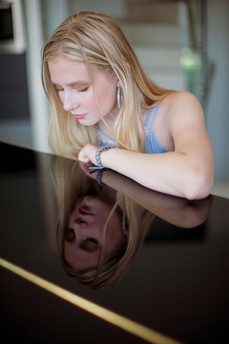 Laeitita Exertier, pianist