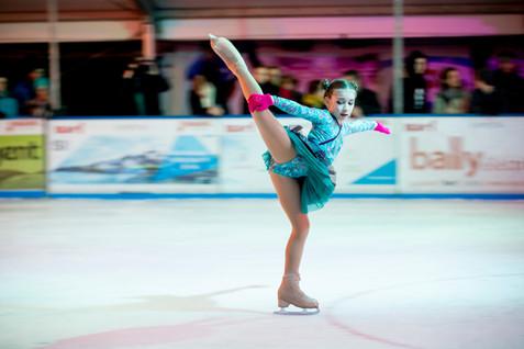 Nora Chardonnens @ Nyon on Ice