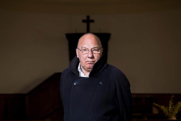 Albert Bross, sacristan