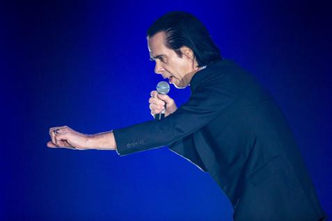 Nick Cave & The Bad Seeds @ Geneva Arena