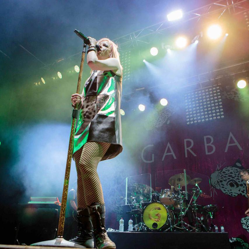 Garbage @ Caribana Festival