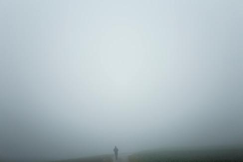 Fog in Nyon