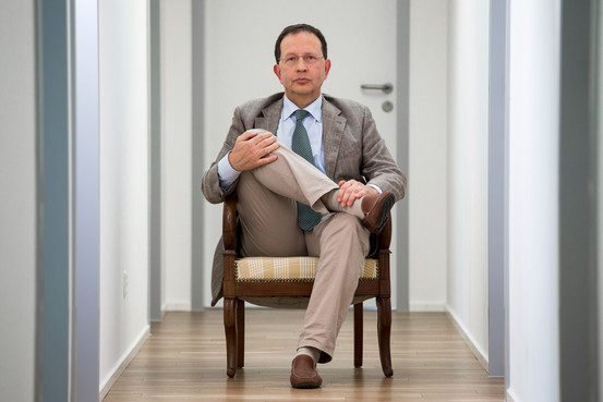 Daniel Walch, hopital de nyon director