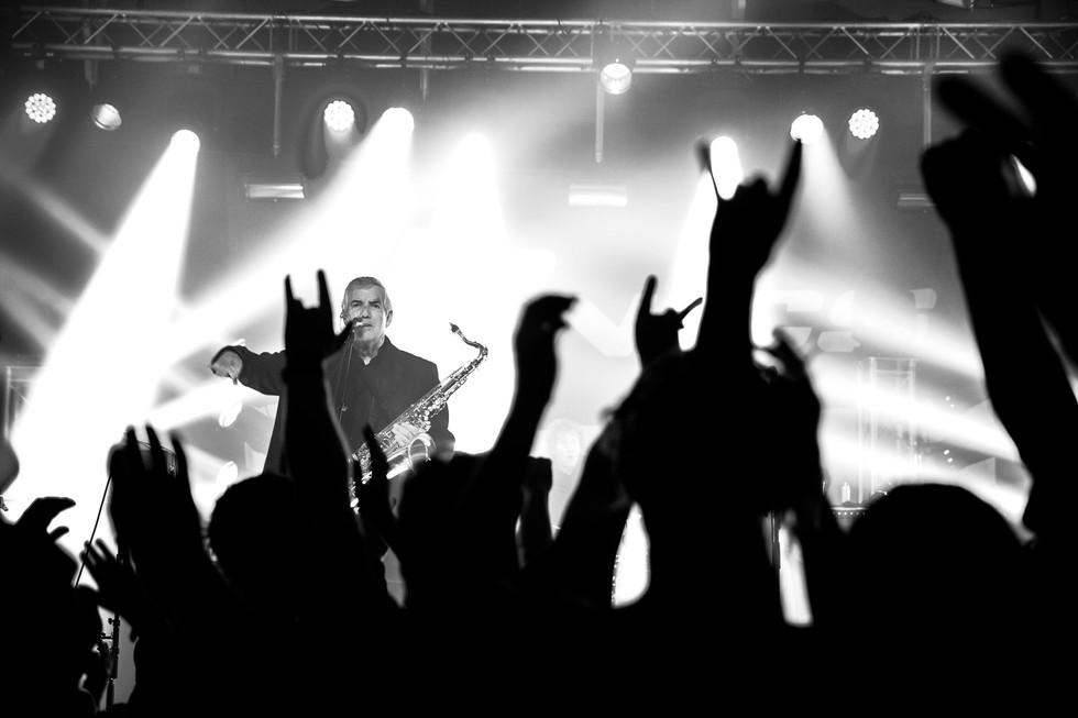 The Sonics @ Croc' The Rock Festival