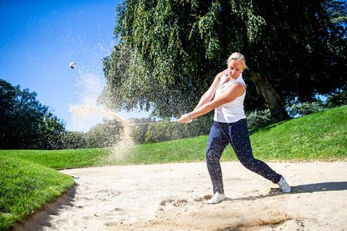 Victoria Monod, golfer