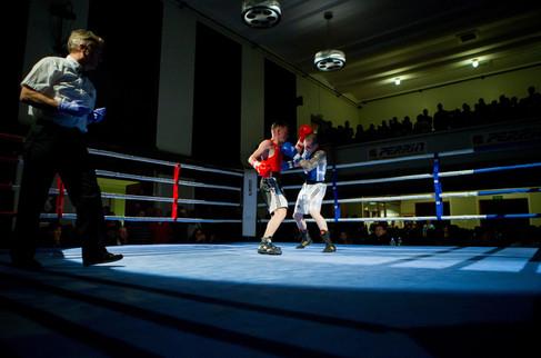 Arber Ibishi (Red) VS Julien Baillifard (Blue)