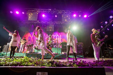 Crystal Fighters @ Caribana Festival, Crans-Près-Celigny