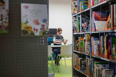 Morges library open day