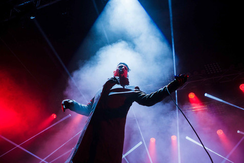 Marilyn Manson @ Caribana Festival, Crans-Près-Celigny