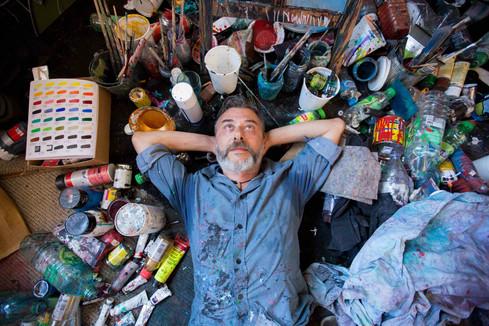 Emilio Doval, painter