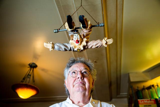 Jean-Michel Colin, retired cooker