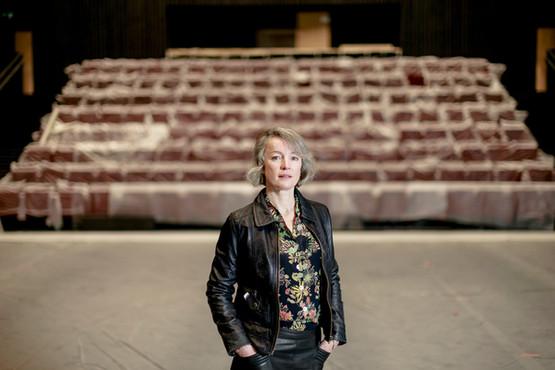 Karine Grasset, director of Usine à Gaz