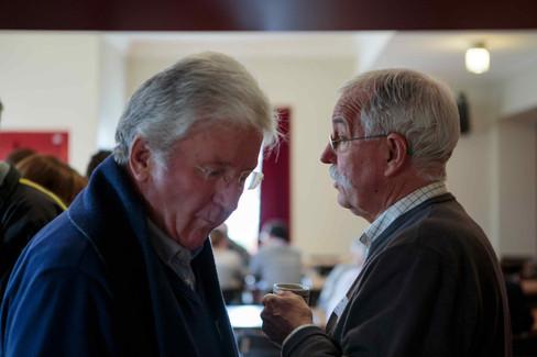 Nyon Local Elections, René Wenger & Brian Jackson