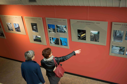 Coppet city hall open day