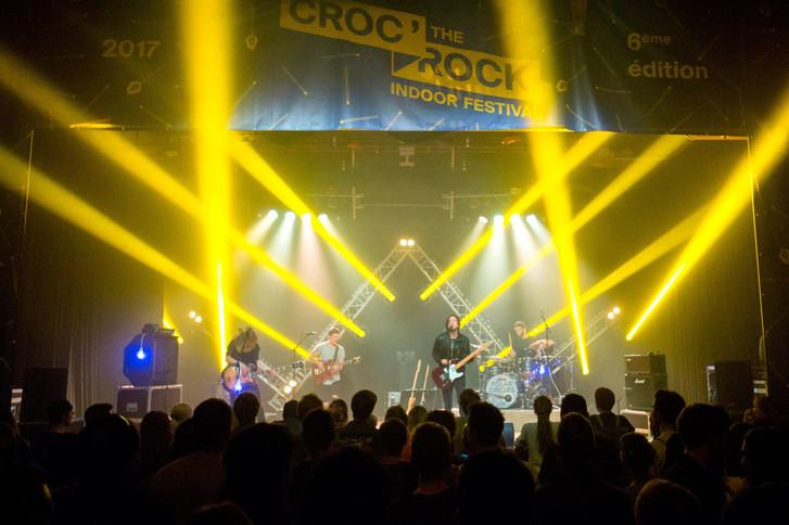 Polar Circles @ Croc' The Rock Festival