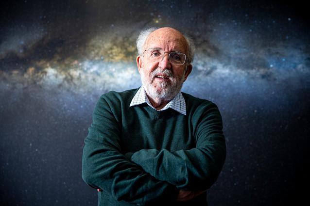 Michel Mayor, 2019 Nobel Prize in Physics