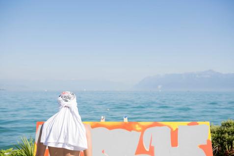 Spraye l'Espoir contest in Morges