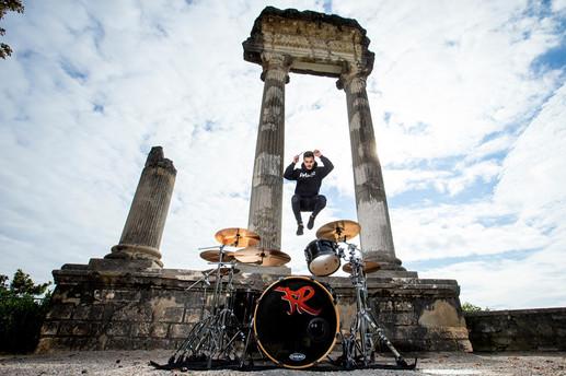Fabian Ranzoni, drummer