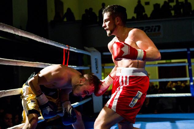 Julien Calvete (Red) VS Davide Bulla (Golden)
