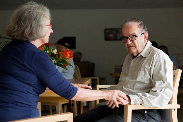 Doris & Rudolf Buholzer, retirees
