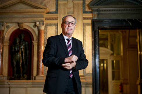Guy Parmelin, president of Switzerland
