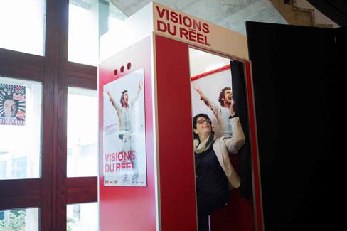 Visions du Réel festival opening ceremony