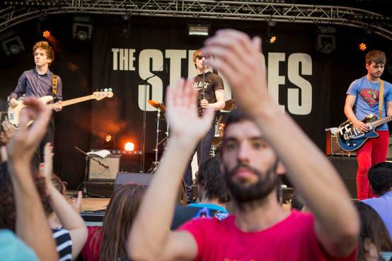 The Strypes @ Caribana Festival, Crans-Près-Celigny