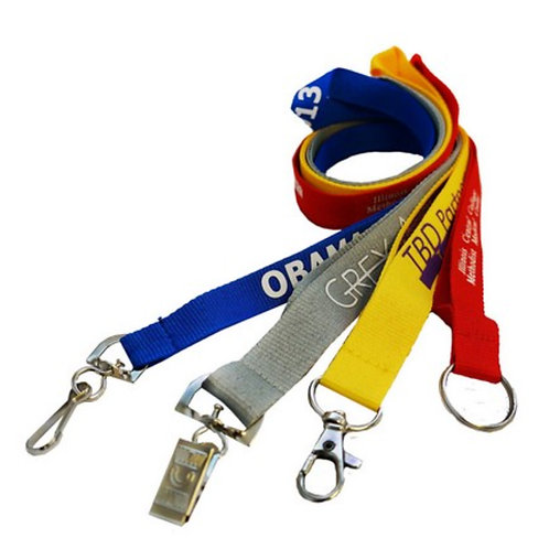 Lanyard with 1 Clip (with GES branding))