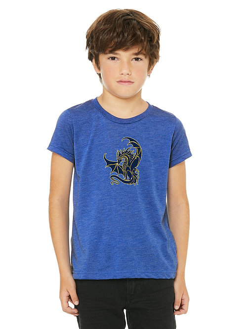 Youth Short Sleeve with GES Dragon
