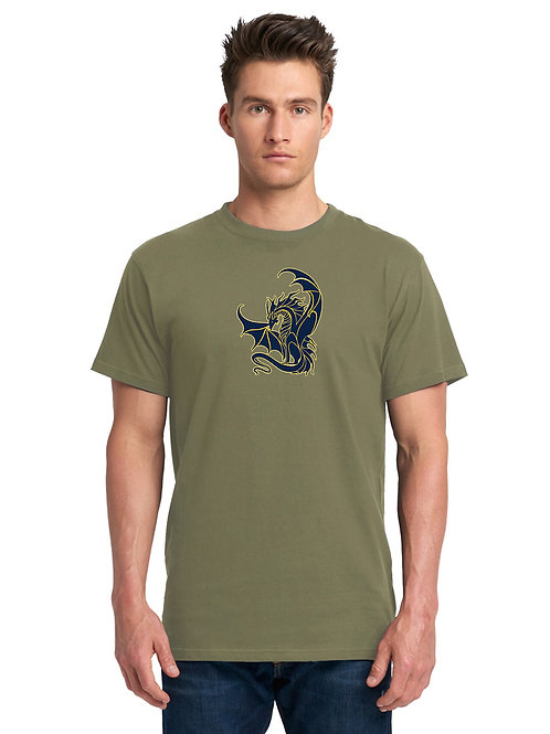Adult Short Sleeve with GES Dragon