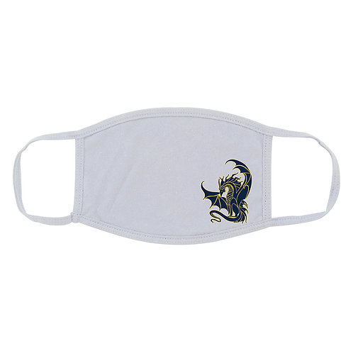 Adult Cotton Reusable Mask with GES Dragon