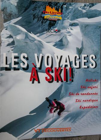 Les voyages à Ski