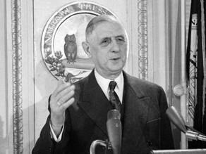 Hommage au général de Gaulle - 10/11/2020