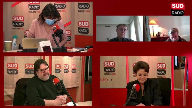 SUD RADIO - Le 10 heures-midi-débat - 11/03/2021