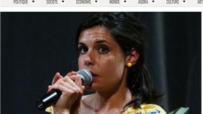 Article de Marianne - Charlotte d'Ornellas censurée