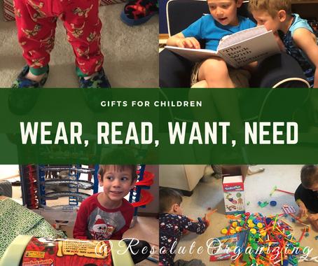 Gifting for Children