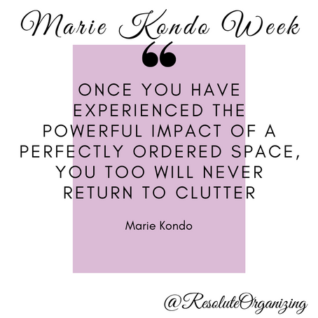 Introduction to Marie Kondo