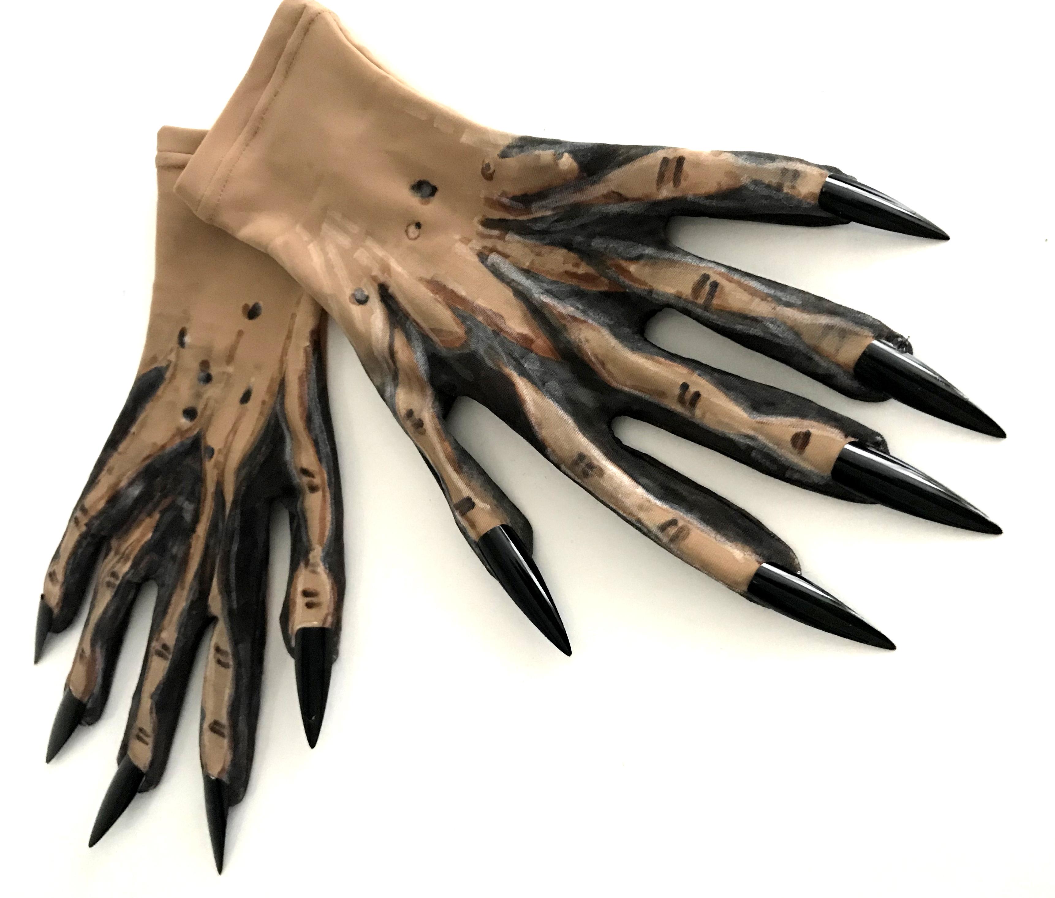 Vampir / Hexenhandschuhe
