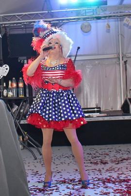 Kleid USA