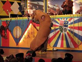Fleischwurst - Kostüm