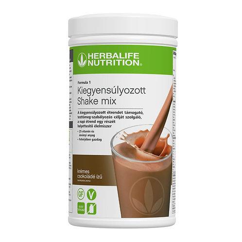 Formula 1 Tápláló Shake Italpor Krémes Csokoládé 550 g