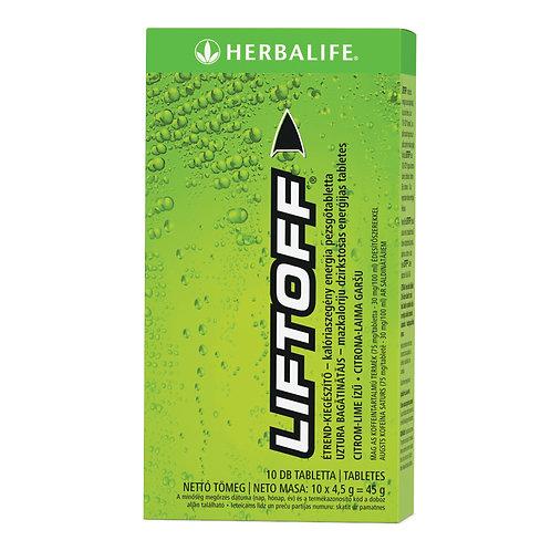Lift Off® energiaital citrom-lime 10 tabletta