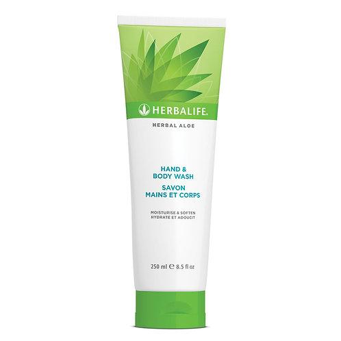 Aloe Folyékony szappan és tusfürdő 250 ml
