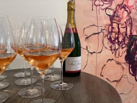 Taidetta, viiniä ja ruokaa – AMA Art & Wine 2021