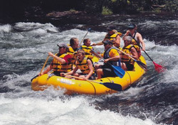 2010 july booge family rafting
