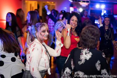 Halloween Sweet Sixteen Costume Party