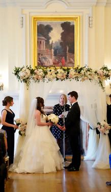 Oheka Castle Wedding Ceremony