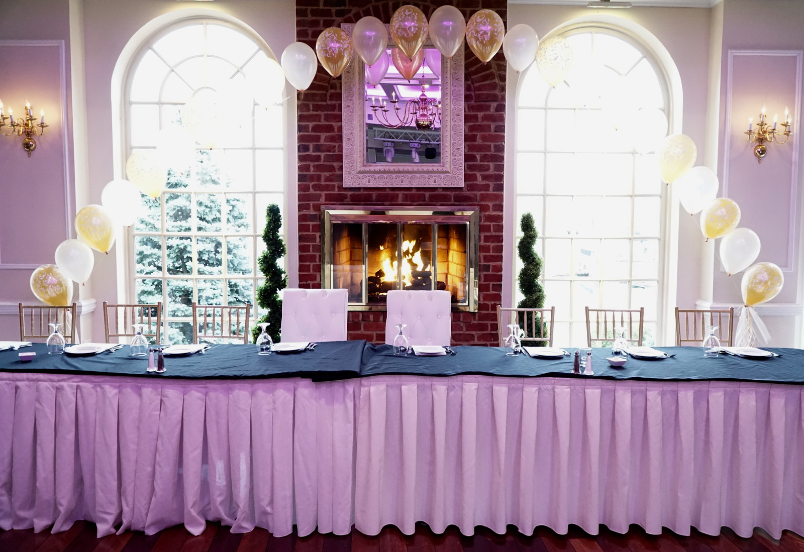 Coral House Sweet Sixteen Party