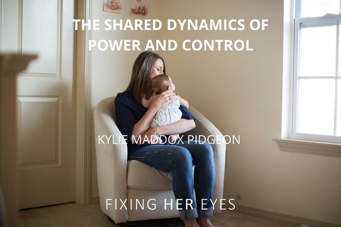 Complementarianism and Family Violence: The shared dynamics of Power and Control