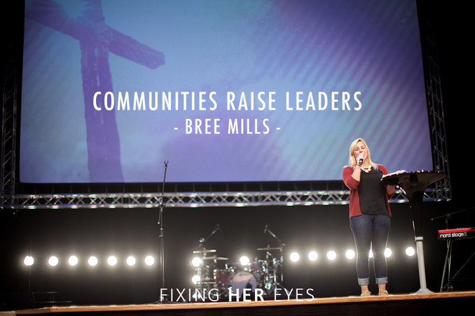 Communities Raise Leaders
